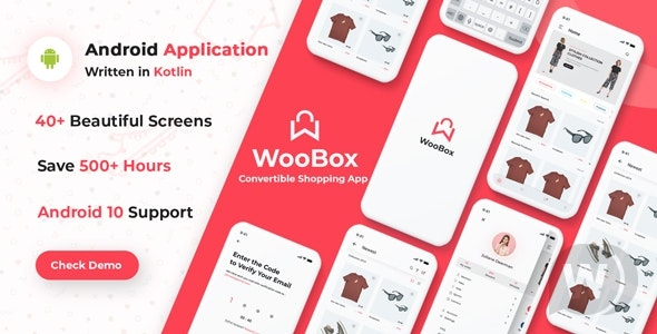 WooBox v15. 0-Android app for WooCommerce