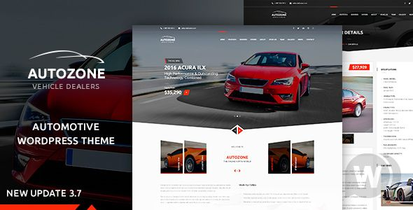 Autozone v5.3.6 NULLED-WordPress Car Dealership Template