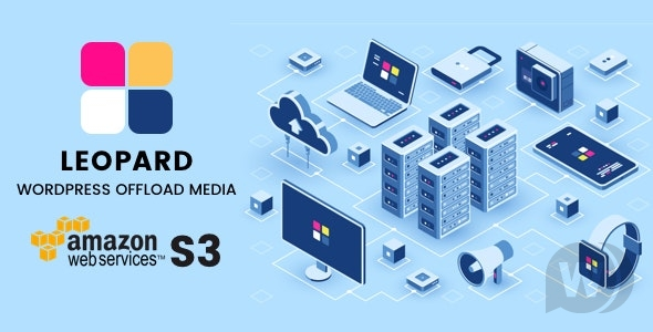 Leopard v2.0.18 NULLED – export files in CDN storage