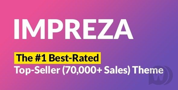 Impreza v8.3.2 NULLED – professional template for WordPress